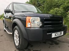 DISCOVERY 3 V8 4.4 AUTOMATIC LPG IN BLUE GREAT SPEC AND CONDITION