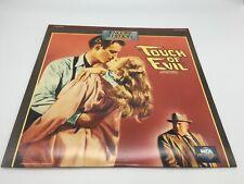 """Touch of Evil"" Encore Edition Laserdisc Ld - Orson Welles Charlton Heston"