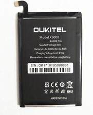Bateria reemplazo 6000 mah para Oukitel K6000