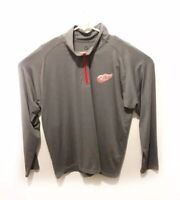 Detroit Red Wings XL Extra Large Long Sleeve Zip Up