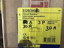 Square D Egb34030 Circuit Breaker 3Pole 30Amp