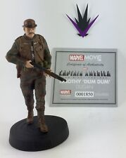 Figurine Marvel Eaglemoss Movie Collection 43 Dum Dum Dugan box & fascicle