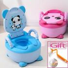 Children Potty Training Seat Baby Toddler Kid Portable Toilet Trainer Chair