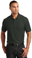 Port Authority Men's Short Sleeve Tall Core Classic Pique Polo Shirt. TLK100