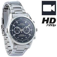 Octacam spywatch va-720 HD cámara reloj 720p-hd - video 8gb spycam reloj pulsera Chrono