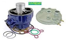 Kit cylindre carenzi  piston +  culasse haut moteur AM6 YAMAHA TZR DTR DTX DT 50