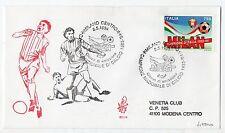 1994 REPUBBLICA BUSTA FDC MILAN V/1082