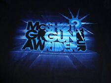Tim McGraw Shot Gun Rider Tour 2015 Size Medium Black T-Shirt L4