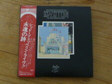 Led Zeppelin: The Song Remains The Same 2 SHM CD Japan Mini-LP WPCR-13138/9 (Q