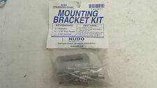 NUDO PRODUCTS 4SSB STAINLESS STEEL WIND DEFLECTOR MOUNTING BRACKET KIT