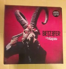 Betzefer/The Devil Went down To The Holy Land...Album!...New Vinyl!...Lim.Ed. co