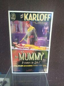 "Sideshow 1/6 Boris Karloff The Mummy  ""Ardeth Bey""Figure"