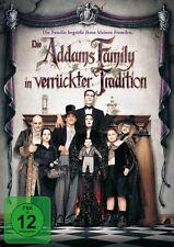 DIE ADDAMS FAMILY IN VERRÜCKTER TRADITION (Anjelica Huston) NEU+OVP