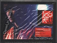 JJ Lin 林俊傑: Hundred days - X Valentine Edition (2010) CD & DVD TAIWAN