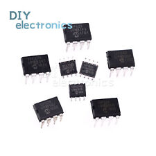 Microcontroller PIC12F PIC12F675/629/683/510/508/509/675 DIP/SOT MICROCHIP US