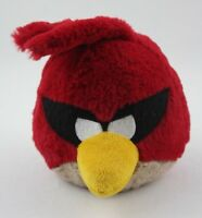 Angry Birds Red Bird Stuffed Plush Toy Animal