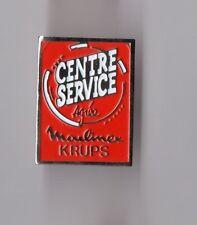 Pin's Moulinex Krups - centre service agréé