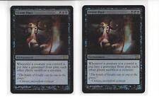 #SHI MTG Magic Foil Grave Pact x2 Tenth (10th) Edition  NM/NM-