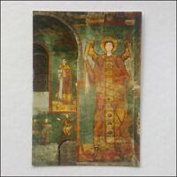 The Puy Fresque of Saint-Michel Xle s. Postcard (P348)