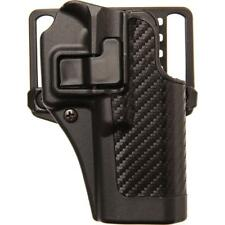 BlackHawk Serpa CQC Carbon Fiber Holster For Glock 19/23/32/36, Black, RH