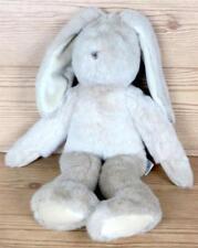 "RARE 1994 Stuffed Rabbit Bunny Lop Ear Floppy Sitting Manhattan Toy Co Plush 18"""