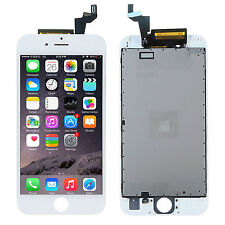 "For iPhone 6S 4.7"" White LCD Display Touch Screen Digitizer Full Assembly Top A+"