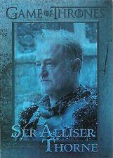 2016 Game of Thrones Season 5 Foil Parallel Card # 66 Ser Alliser Thorne