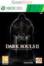 DARK SOULS 2: SCHOLAR OF THE FIRST SIN - XBOX 360 BRAND NEW FREE DELIVERY