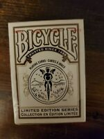 Rare New USPCC Bicycle Limited Edition Series - Series 1 & 2 Playing Cards NEW