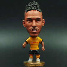 "Soccer 17# AUBAMEYANG (BVB-2016) Figure Dolls 2.5"" Action Figurine"