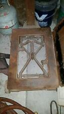 Rare FAIRBANKS ANTIQUE PLATFORM SCALE 1000 LB Farm Grain Feed Vintage 1000lb