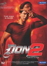 Don 2 (Hindi DVD) (2011) (English Subtitles) (Brand New Original DVD)