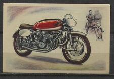 MV Agusta Motor Vintage 1950s Dutch Trading Card No.2-46
