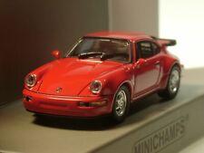 Minichamps Porsche 911 Turbo (964), 1990, rot - 870 069100 - 1:87