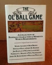 THE OL' BALL GAME BARNES AND NOBLE