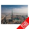 Burj Khalifa Dubai Póster Arte Impreso A4 A3 - Buy 2 GET ANY 2 Free
