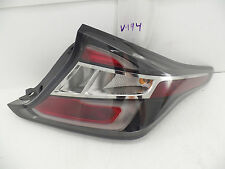 OEM TAILLIGHT TAIL LAMP LIGHT TAILLAMP LED CHEVY VOLT 2017 17 RH NICE 18 2018