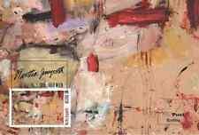 Austria 2016 - Zeitgenössische Kunst - Martha Jungwirth maximum card