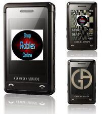 Samsung SGH P520 Giorgio Armani Original (Ohne Simlock) 3,2MP TOUCH SEHR GUT OVP