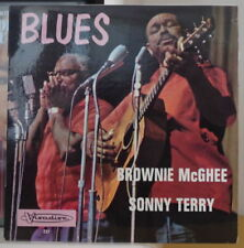 BROWNIE  Mc GHEE/SONNY TERRY  BLUES FRENCH EP VISADISC 1963
