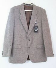 Harbarry D'Angleterre Homme Pure Laine Tweed Pays Blazer Jacket Taille 40 regular
