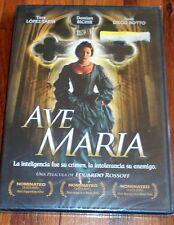 AVE MARIA  (DVD 1999)  Demian Bichir, Tere Lopez-Tarin- Spanish- NEW