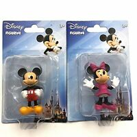DISNEY Mickey & Minnie Mouse-Collectible Figurines-Classic-Free Shipping