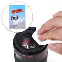 50Blatt Weiche Kameraobjektiv-Optik Tissue-Reinigung ReinigenSie diePapiertüc ST