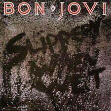 BON JOVI-SLIPPERY WHEN WET (OGV)  VINYL LP NEW