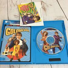 Austin Powers Goldmember (Dvd,2002,Widescreen; Infinifilm Series) Non Rental