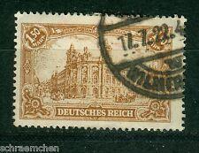 Deutsches Reich 114 c , o , Inflageprüft