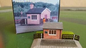 Hornby Skaledale R9738 OO scale NER Weighbridge - boxed