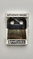 """NEW Kinetronics StaticWisk SW-060 2.5"""" Anti-Static Wisk Cleaning Brush"""