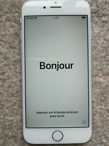 Apple iPhone 6s - 16GB - space grey  (Unlocked) A1688 (CDMA + GSM)